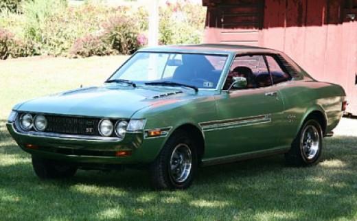Jay's First Car - 1972 Toyota - 4Runner