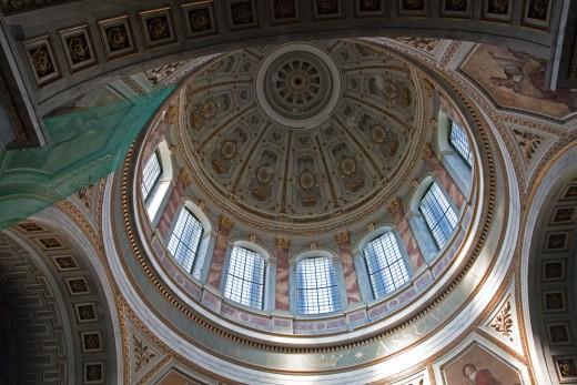 Esztergom Basilica Dome, Hungary