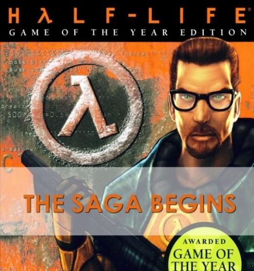 Half Life cover art