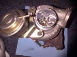 How To Rebuild A Turbo MHI TD05h big 16g Turbo Inspection & Standard Rebuild