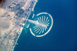 Arial View of Jebel Ali Palm- Click to Enlarge