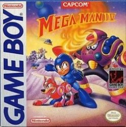 Mega Man IV for Game Boy