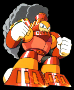 charge man