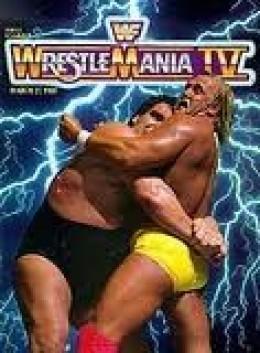 wrestlemania 4