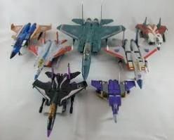 Transformers Decepticon Jets