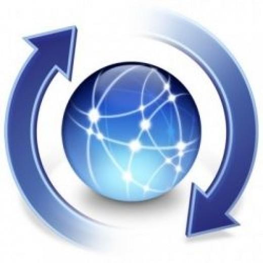 Software update symbol