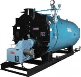 Series 4S 4-Pass Wetback Scotch Boiler