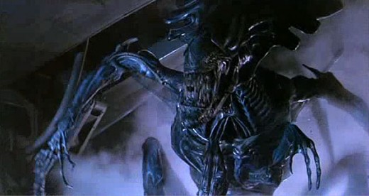 The Queen Xenomorph