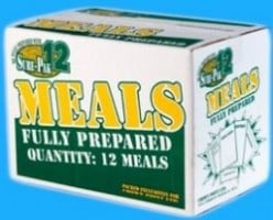 What are the best tasting MRE meals?