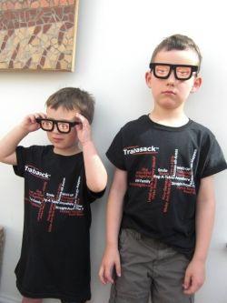 Trabasack Manifesto T-Shirts