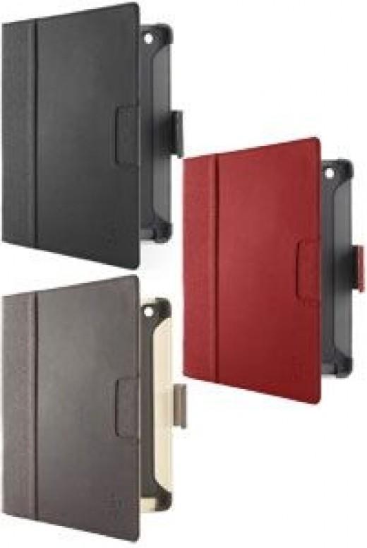 iPad 4 Belkin Leather Folio Case