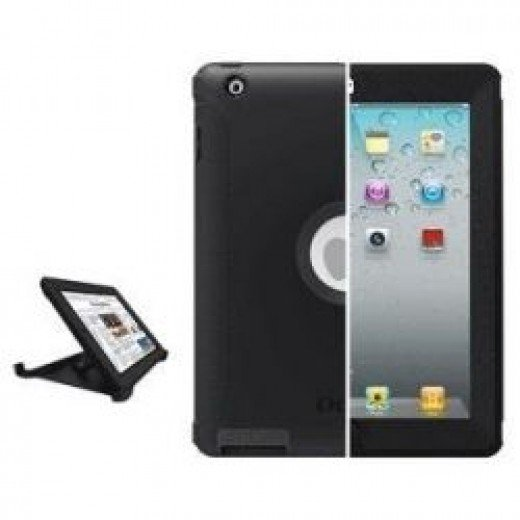 iPad 4 Otterbox Defender Series Case Cover