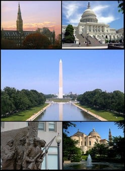Washington, DC: Top 5 Favorite Places to Visit - Activities and Attractions for Tourists