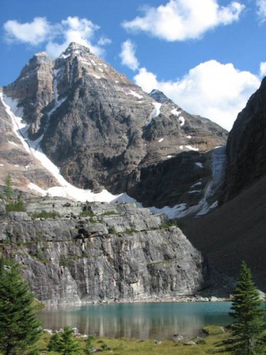 Canadian Rockies, Western Canada