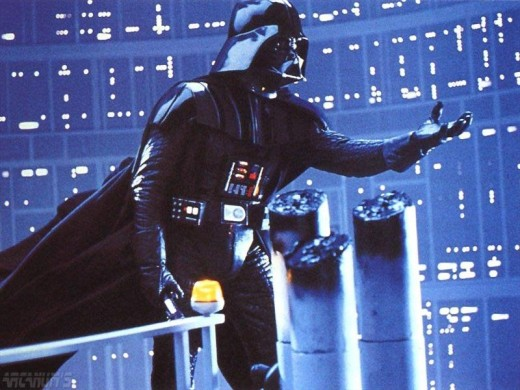 """I am your father."" Darth Vader"