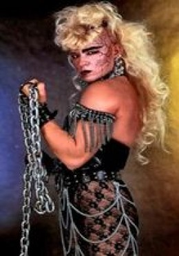 Luna Vachon was found dead at her house