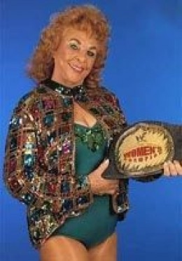 WWF's Fabulous Moolah died at her home in 2007