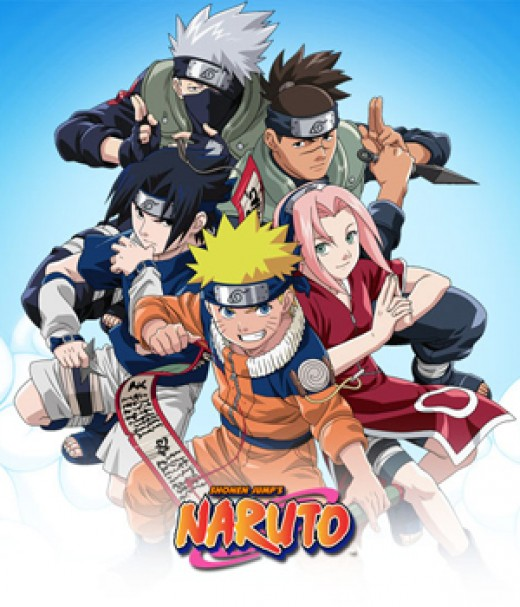 Japanese anime: naruto