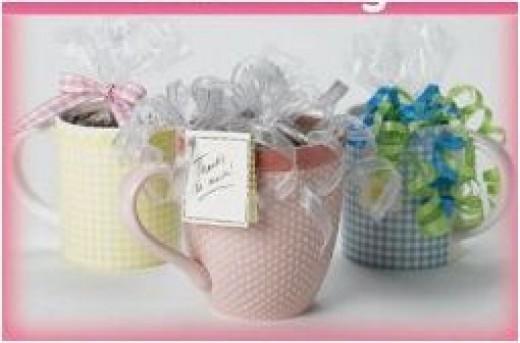 Gifts in a Mug