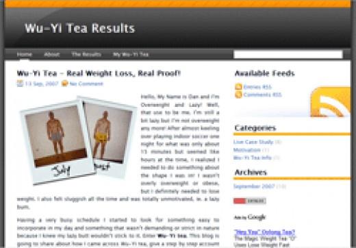Wu-yi Tea REAL Results