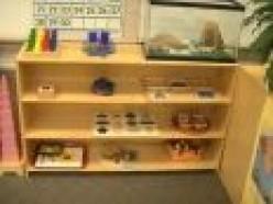 Sensorial Area in the Montessori Classroom
