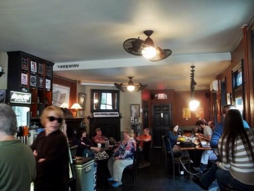 Chestnut Hill Cafe