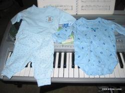 Baby Clothes Copyright 2006 Brooke Lorren