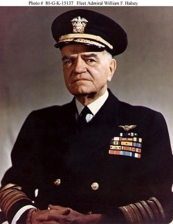 General Halsey would be a high profile terrorist target.