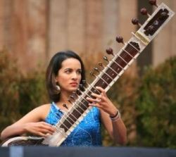 Anoushka Shankar (Sitar)