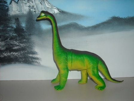 I am not sure but, we just call this one a Brachiosaurus.