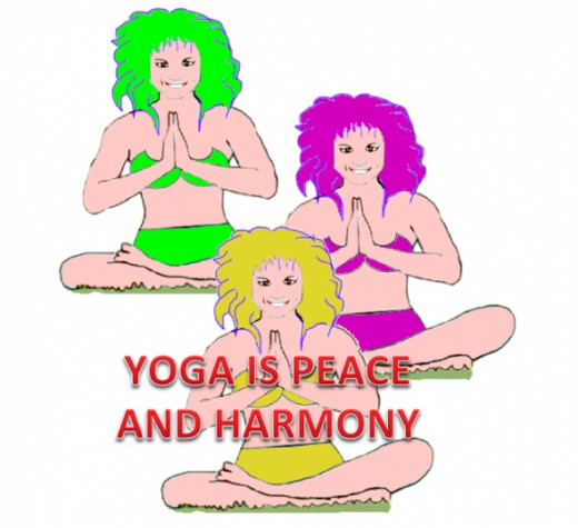 YOGA CLOTHING AND GIFTS.