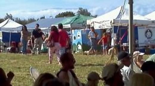 Hawaii Islands North Kohala County Fair
