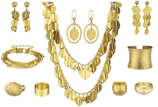 how to get gold accessories