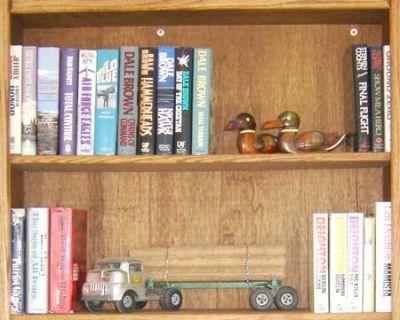 Rearrange a Bookcase