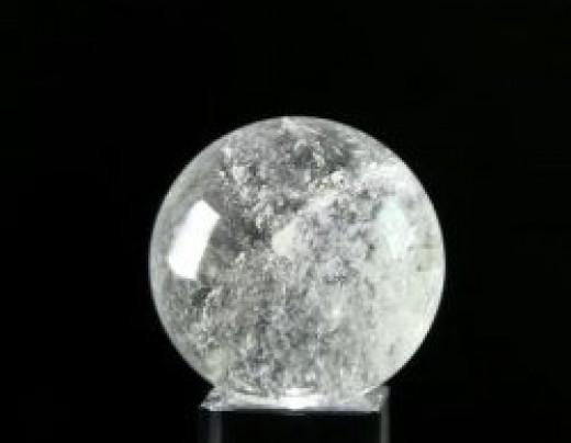 Quartz Crystal Balls