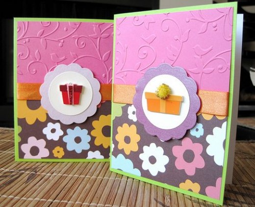 Best Designs for Handmade Greeting Cards – Designs of Cards for Birthday