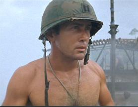 Martin Sheen as Captain Williard