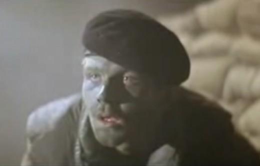 Sam Bottoms as Gunner's Mate 3rd Class Lance B. Johnson