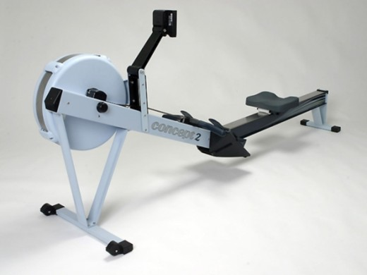 How To Use The Concept 2d Rowing Machine