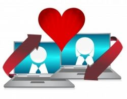 Finding love online is better than I thought!