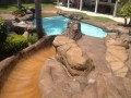How to Recoat Your Pool Slide