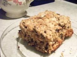 Parsnip Cashew Nut Roast Recipe