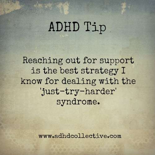 Strategies For ADHD: Approach #3