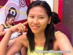 A Filipino Woman!