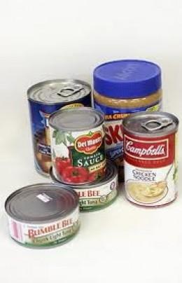 72 Hour Bag Emergency Food