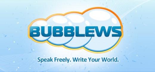 Bubblews make easy money online