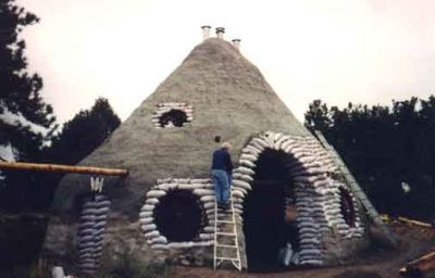 Papercreting our Main Dome