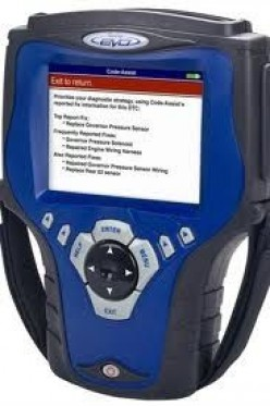 How To Update An OTC Genisys Automotive Scan Diagnostic Tool