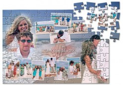 Picture Collage Puzzles