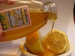 Honey and lemon are great for hair removal.